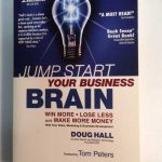Jump Start Your Business Brain Front Cover
