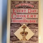Mrs. Beeton's Every Day Cookery and Housekeeping Book Front Cover