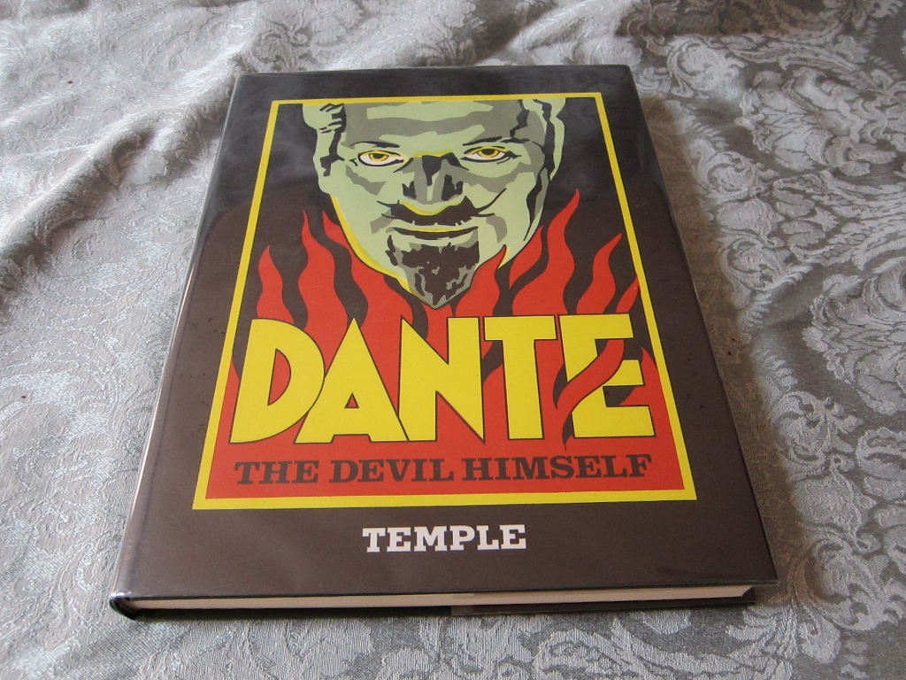 Dante The Devil Himself Front Cover