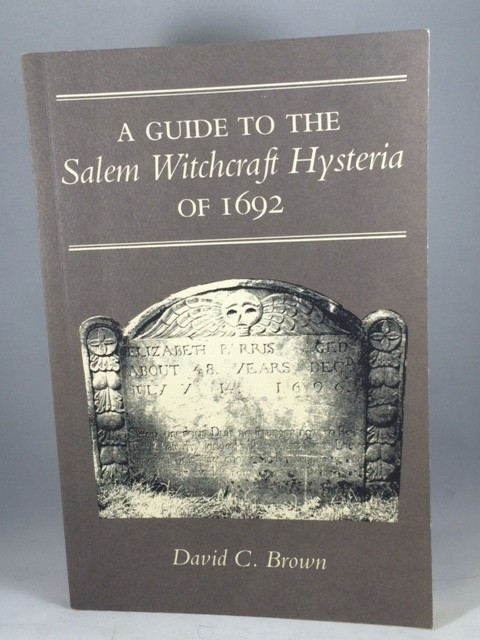 a look at the beginning of the salem witch hysteria of 1692 Witchcraft in salem on march 1, 1692, salem, massachusetts authorities  interrogated sarah good, sarah osborne, and an indian slave, tituba.