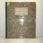 Letters from William Blake to Thomas Butts 1800-1803