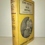 Milton's Prose Writings.