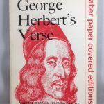 A Choice of George Herbert's Verse