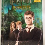 Hogwarts Through The Years Poster Book (Harry Potter Movie Tie-In)