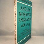 Anglo Norman England 1066-1154 (Conference on British Studies Bibliographical Handbooks)